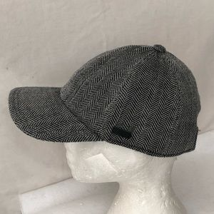 John Varvatos Accessories - John Varvatos Merino Wool Baseball Cap Hat S M 21e71f0c868